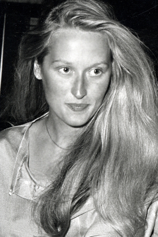 """I didn't have any confidence in my beauty when I was young,"" Meryl Streep"